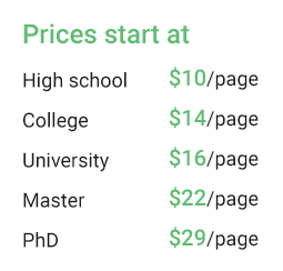 EssayHelpWriter.org prices